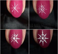 15 Step by Step Winter Nails Art Tutorials for Learners 2018 winter tutorials nails learners Loading. 15 Step by Step Winter Nails Art Tutorials for Learners 2018 winter tutorials nails learners Xmas Nails, Holiday Nails, Diy Nails, Snow Nails, Winter Nail Art, Winter Nails, Holiday Nail Designs, Nail Art Designs, Nails Design
