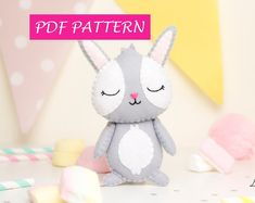 Gifts to surprise and easy patterns to create by Lanatema Softie Pattern, Fox Pattern, Felt Animal Patterns, Stuffed Animal Patterns, Fox Toys, Halloween Toys, Felt Baby, Sewing Toys, Plush Dolls