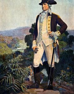 general george washington  | General George Washington portrait