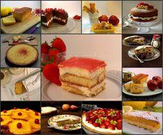 Dolci alla frutta, raccolta ricette. http://blog.giallozafferano.it/oya/dolci-alla-frutta-raccolta-ricette/
