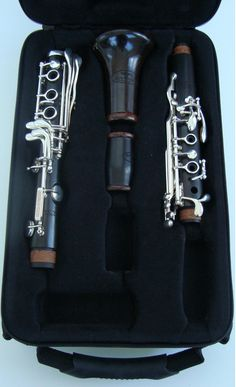 Leblanc Legacy Clarinet [New] Price $6495 - Normally Retails for $9995. The new Leblanc Legacy is a fusion of artistry, technology and passion, designed by Morrie Backun. Director of product development for Leblanc professional clarinets, Backun is one of the most respected woodwind designers and technicians in the world today.