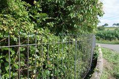 An diesem Wochenende sind wir mit einiger Verzögerung endlich dazu gekommen, unseren Zaun aufzubauen. In den Bilder, können Sie das Resultat bewundern. Wir sind glücklich und rundum zufrieden! Outdoor Structures, Gardens, Hang In There, Photo Illustration