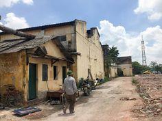 Những hình ảnh cuối cùng của nhà máy dệt Nam Định