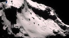 ¿Un OVNI en el cometa 67P Churyumov/Gerasimenko?