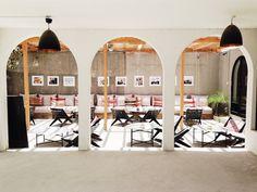 Image result for comptoir 102 Dubai Garden, Oversized Mirror, Image, Furniture, Home Decor, Decoration Home, Room Decor, Home Furnishings, Arredamento