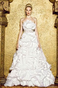 yumi katsura wedding dresses 2013 florence gown