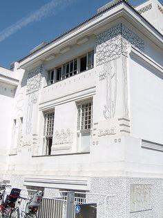 Sezession House - Olbritch (Wien)