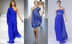 Greek Style Evening Gowns