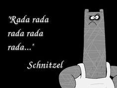 Chowder cartoon #schnitzel aka chris
