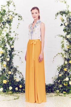 Jenny Packham Resort 2016 - Collection - Gallery - Style.com http://www.style.com/slideshows/fashion-shows/resort-2016/jenny-packham/collection/6