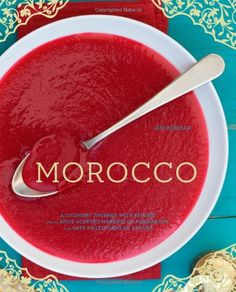 Morocco: A Culinary Journey with Recipes from the Spice-Scented Markets of Marrakech to the Date-Filled Oasis of Zagora by Jeff Koehler http://smile.amazon.com/dp/0811877388/ref=cm_sw_r_pi_dp_MPnEvb1JC0C5F