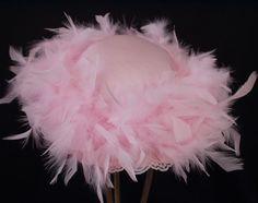 ANgle pink hat