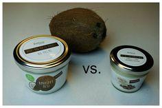 Porovnání Kokosového oleje a Bambuckého másla Sefiros