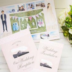 結婚式で作りたい新郎新婦のプロフィールブックデザイン   marry[マリー]