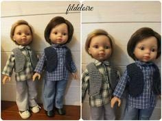 Nouvelles tenues pour les poupées Corolle et Paola reina de 32/33 cm