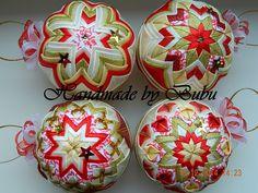 Smotanovo-zlato-červená kolekcia :)