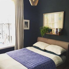 Farrow Ball Hague Blue Bedroom Colors Master