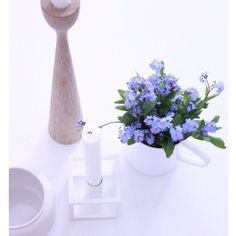 Rolf™ candlestick in raw oak by FREEMOVER.se Maria L Dahlberg, byLasse and forgetmenot