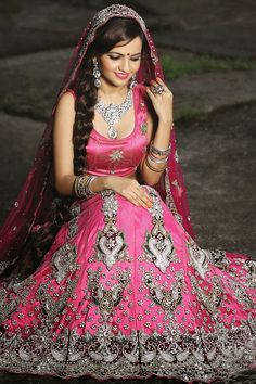 Each one single year the trends of the baraat dresses 2015-2016 for girls have been showing up in ...