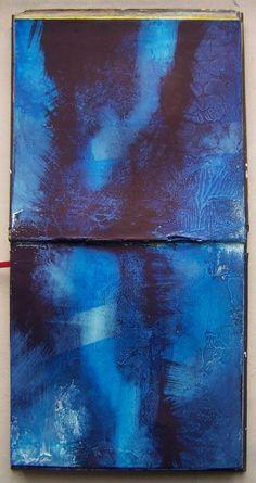 I'm searching III, carnet de travail Pigments, Élisabeth Couloigner