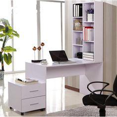 Muebles para oficina modernos bogota cosas pinterest for Mobiliario de cocina barato