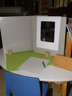 Irresistible Ideas for play based learning » Blog Archive » irresistible mirrors
