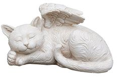 Napco 11145 Sleeping Angel Cat with Wings Garden Statue 975 x 5 -- Continue to the product at the image link.(This is an Amazon affiliate link and I receive a commission for the sales)