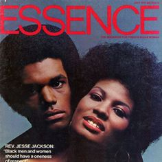 Vintage black love on ESSENCE Celebrity Couples Covers Over the Years. | essence.com