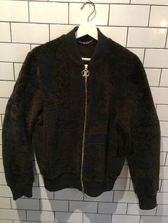 Louis Vuitton Satapara Shearling blouson