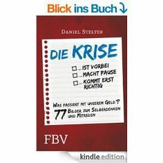 Lektüre demnächst: Die Krise, Stelter Kindle, Pause, Right Guy, Money
