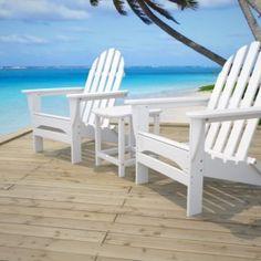 Adirondack Chairs   Adirondack Furniture   Recycled Adirondack ...