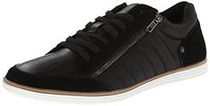Calvin Klein Jeans Men's Shamus Suede/Smooth Fashion Sneaker – Go Shop Shoes