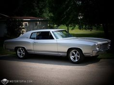 monte carlo | Popular auto Chevrolet Monte Carlo. The most colorful and exiting cars ...