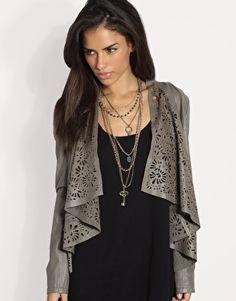 laser cut in fashion trend - Google Search