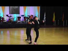 Taken at The International Lindy Hop Championships in Washington, DC. Visit http://www.ilhc.com for more information. Pro Classic - Remy Kouakou Kouame & Ram...