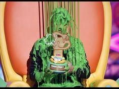 Josh Duhamel Slimed Again! ►KCAs 2011