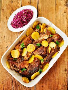 Kalandok a konyhában : Báránysült krumplival