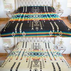 Native Print Blanket