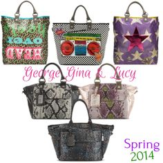 George Gina & Lucy - Spring 2014
