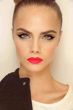 Cara Delevingne... Absolutely gorgeous!