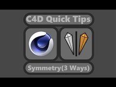 Symmetry - Mirror Flip (3 Ways) - YouTube