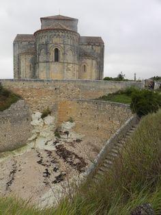 Village de Talmont Charente maritime France