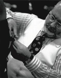 Sculture di luce - Gianfranco Ferrè