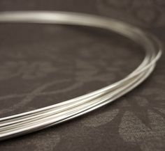 1/4 Troy Ounce HH or DS  Argentium Sterling Silver Wire