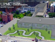 The health care provider will develop three cutting-edge specialty hospitals totaling more than million square feet in the Steel City's metro area. Hospitals, Square Feet, Pittsburgh, Health Care, Buildings, Cancer, Medical, Mansions, House Styles
