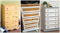 Can you believe the transformation of this outdated dresser- full tutorial