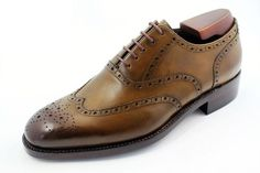 if you want to show class, if you're the type of guy who likes to wear dress shirts, brogues should be a staple in your wardrobe.