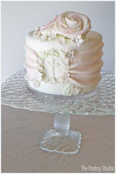 Christening Cake by The Pastry Studio: Daytona Beach, Fl