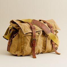 also a nice bag, baby