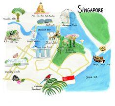 T Galleria Singapore by Cassandre Montoriol | Agent Pekka